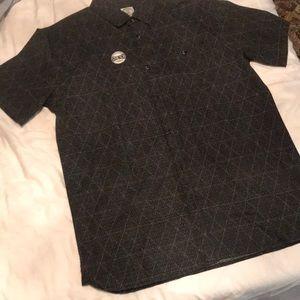 Casual dress shirt short sleeve
